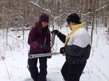 Jacobs & Vuyovich snow survey